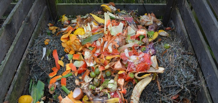 waste for composting