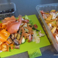 How to compost Waste for the Bokashi BIn